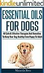 Essential Oils For Pets: Essential Oi...