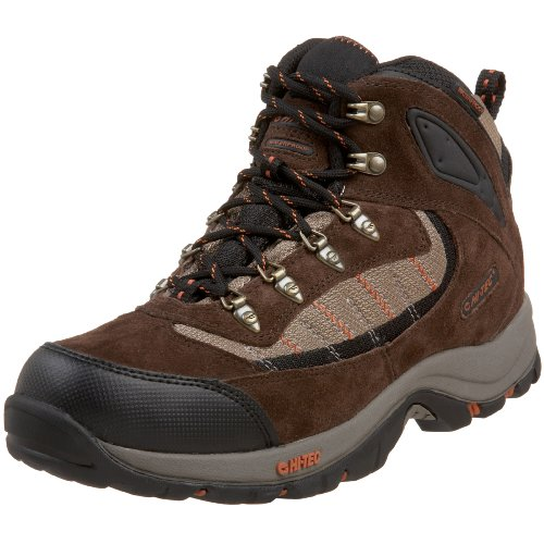 Hi-Tec Men's Natal Mid WP Light Hiking Shoe