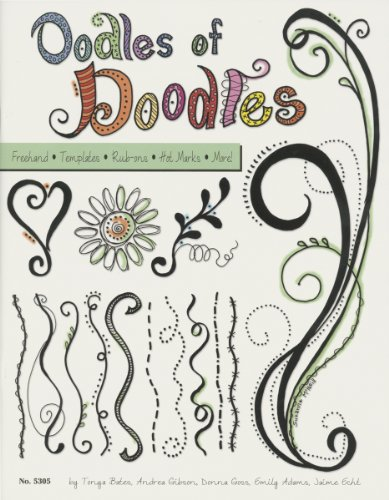Design Originals Oodles of Doodles Book