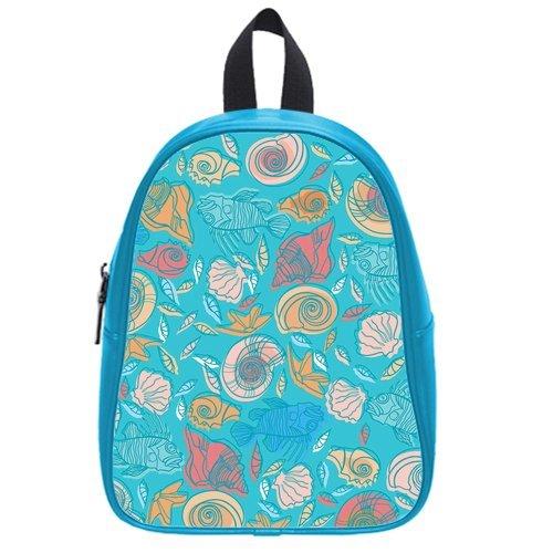 Fashion High-Grade Pu Leather Shells School Book Travel Bag Backpack Daypack For Boys Girls Medium