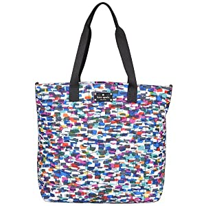 Kate Spade Bon Shopper Baby Diaper Bag Tote Multi by Kate Spade