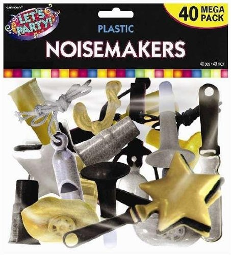 Why Should You Buy Mega Pack Noisemakers