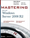 img - for Mastering Microsoft Windows Server 2008 R2 book / textbook / text book