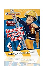 Fireman Sam� Bumper Activity Book [T79-6772B-S]