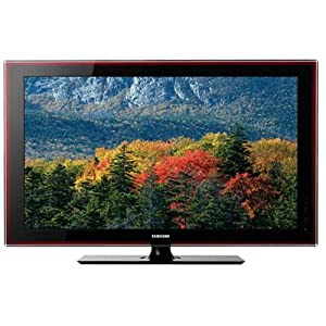 Samsung LN52A850 52-Inch 1080p 120 Hz LCD HDTV with Red Touch of Color