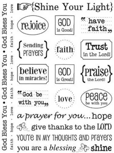 Sticker Sentiment Faith
