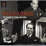 Villa-Lobos: Complete String Quartets [CD+DVD] ~ Heitor Villa-Lobos