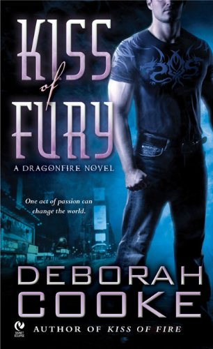 Image of Kiss of Fury (Dragonfire, Book 2)
