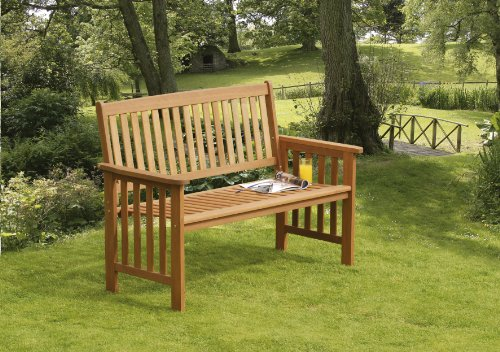 Suntime Camillion Wooden Garden Bench