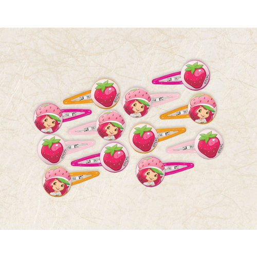 barrettes strawberry shortcake [Toy] - 1