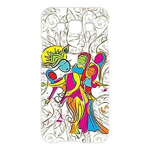 a AND b Designer Printed Mobile Back Cover / Back Case For Samsung Galaxy E5 (SG_E5_3D_1639)