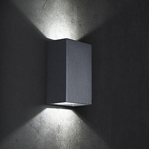 licht-trend-piazza-led-aussenwandleuchte-16-cm-560-lumen-anthrazit