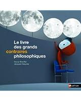 Le livre des grands contraires philosophiques