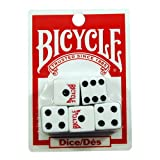 United States Playing Cards 1017883 5-Count Bicycle Dice Set