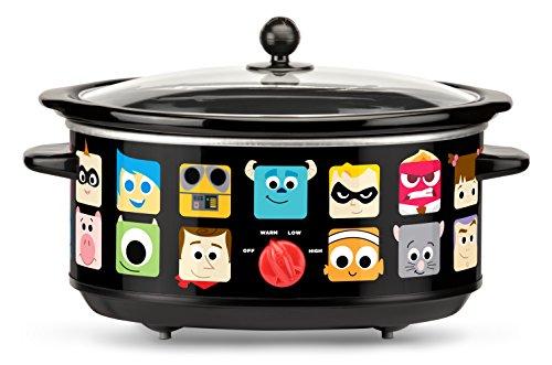 disney-pixar-oval-slow-cooker-7-quart-black