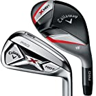 Callaway X Hot Pro Iron Combo Set (Men's, Right Hand, Steel, 6.0 Flex, 3-4H, 5-PW)
