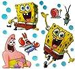bordüre spongebob