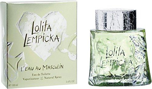 Lolita Lempicka Au Masculin, Eau de Toilette da uomo, 100 ml