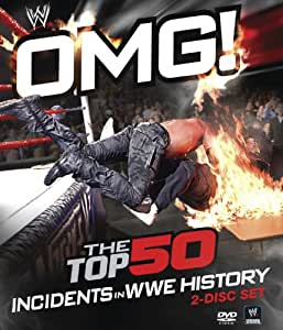 50 Most Shocking Surprising Amazing Moments in WWE History [Import]