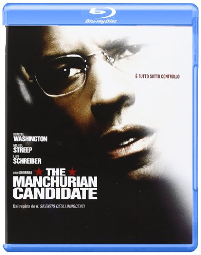 The Manchurian Candidate [Blu-ray] [IT Import]