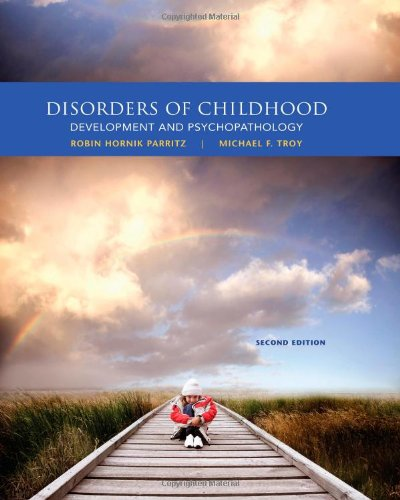 Disorders of Childhood: Development and Psychopathology PDF