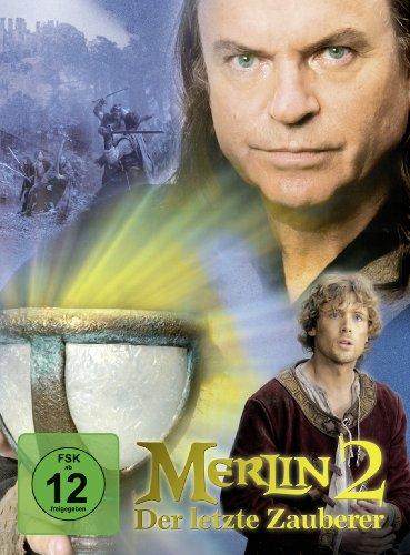 Merlin 2 - Der letzte Zauberer [2 DVDs]