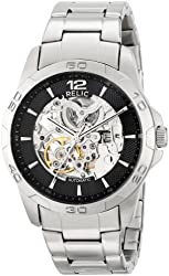 Relic Men's ZR12013 Automatic Silvertone Watch