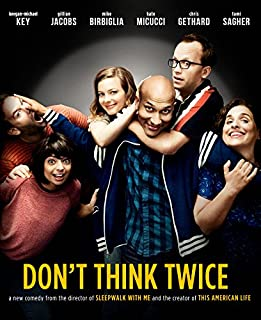Book Cover: Don't Think Twice