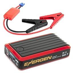 Energen Power Jumper P5, 10000 mAh, Car Jump Starter, Portable Power Bank, Portable Device Battery Charger (10000mAh)