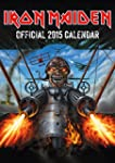 Official Iron Maiden Calendar 2015