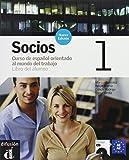 Socios. Libro del alumno. Con CD Audio. Per gli Ist. professionali per i servizi commerciali: 1