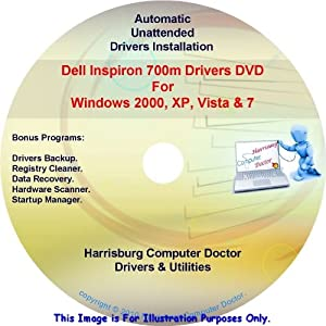Dell Inspiron 700m Drivers Windows Xp