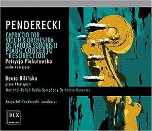 Capriccio for Violin & Orchestra