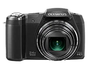 Olympus SZ-16 ( 17.5 MP,24 x Optical Zoom,3 -inch LCD )