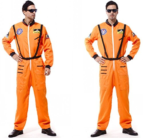 Ponce Adult Halloween Cosplay Costumes Stage Clothes Astronaut Astronaut Suit