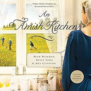 An Amish Kitchen Audiobook