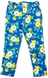 Pumpkin Patch Alice Floral Printed 7/8 Slim And Skinny Girl's Jeans