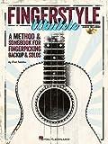 Fingerstyle Ukulele - A Method & Songbook For Fingerpicking Backup & Solos (Book/CD)