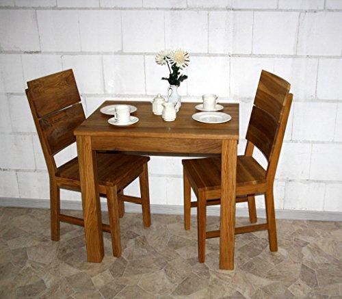 Esstisch-80x60-Wildeiche-massiv-Esszimmertisch-Holz-Eiche-gelt