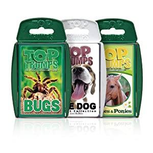 Top Trumps Animals and Insects