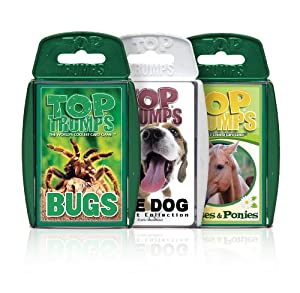 Top Trumps Animals and Insects Bundle