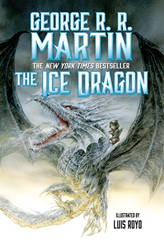 The Ice Dragon cover