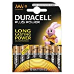 Duracell Plus Power AAA Battery - Pac...