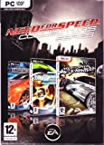 Need for Speed Collectors Series - Includes Underground 1, 2 and Most Wanted (PC DVD)