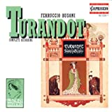Busoni: Turandot [IMPORT]