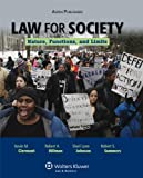 img - for Law for Society: Nature, Functions, and Limits book / textbook / text book