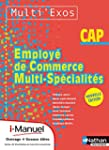 Employ� de commerce multi-sp�cialit�