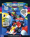 Micro Machines - Game Gear - PAL