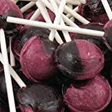 Mega Lollies Dandelion & Burdock - 10 Pack