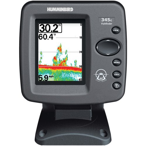 Johnson Outdoors 406280 1 Humminbird Fishfinder 2